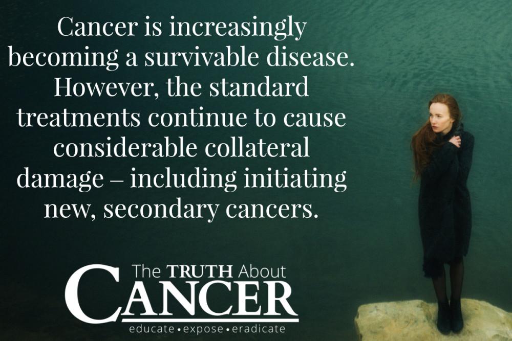 Μόνο επιζώντες του καρκίνου που χρονολογούνται