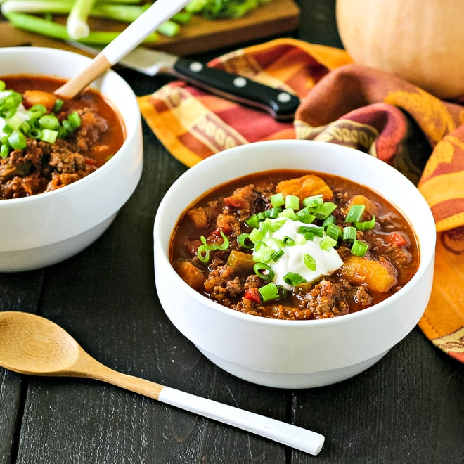 Butternut Squash Chili 3
