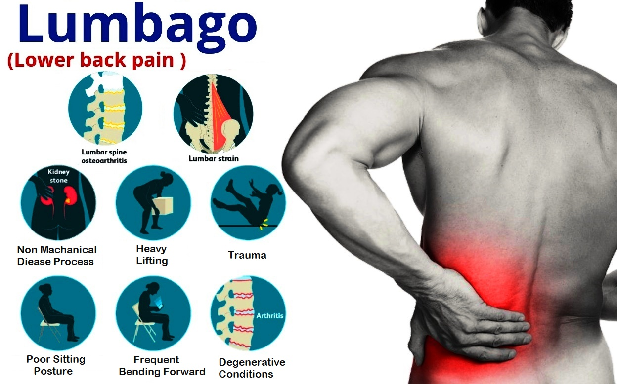Lumbago lowerbackpain Homeopathic Treatment india punjab DrMakkar