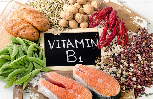 bigstock Foods Highest In Vitamin B t 159424967