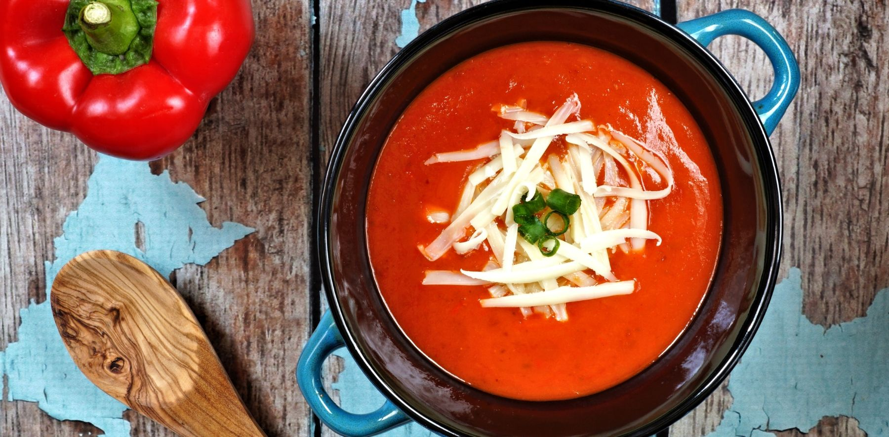 soupchef red pepper tomato and paprika